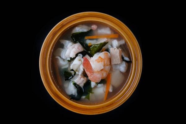 Суп Морской коктейль
